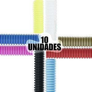 10 REFIL DE PLÁSTICO MANGUEIRA BLACK HOSE