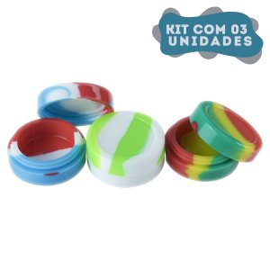 KIT COM 3 OIL SLICK DE SILICONE 11ML