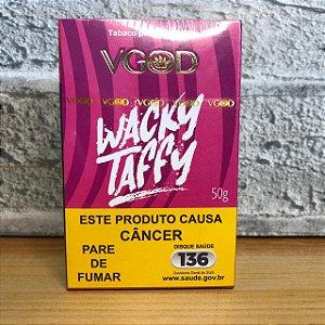 ESSÊNCIA VGOD 50g WACKY TAFFY (MELÂNICA E MELÃO)