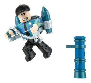 Roblox Figura Articulada De 3 - Aerial Enforcer