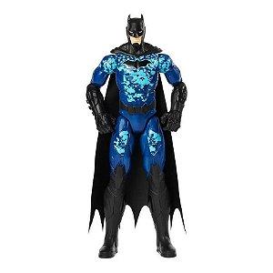 Boneco Articulado Batman Bat-tech Tactical 30 Cm 30 Cm