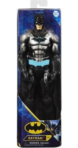 Boneco Articulado Batman Traje High Tech 30 Cm