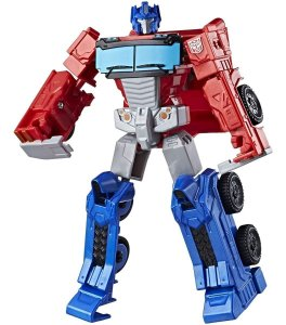 Figura Transformers Authentics - Autobot Optimus Prime