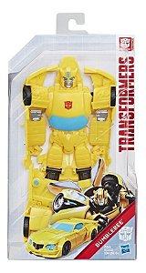 Figura Transformers Authentics Titan Changer - Bumblebee