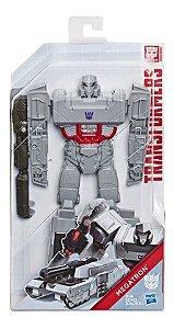 Figura Transformers Authentics Titan Changer - Megatron