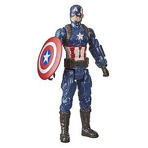 Boneco Marvel Titan Hero Series Capitão América