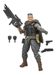 Figura Marvel Legends Series X-men Cable Hasbro