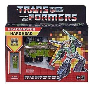 Figura Transformers - Duros Headmaster Hardhead 14cm