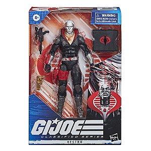 Figura G.i. Joe Classified Series - Destro