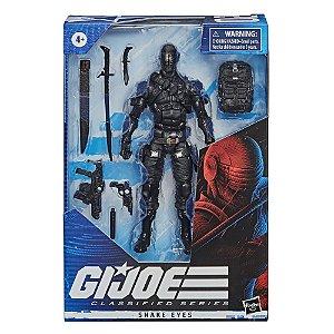 Figura G.i. Joe Classified Series - Snake Eyes