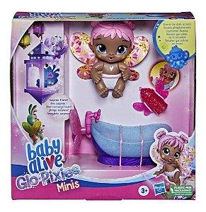 Baby Alive Glo Pixies Mini Bubble Sunny Hasbro Original