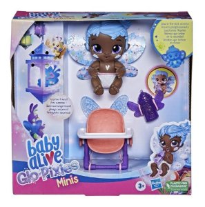 Baby Alive Glo Pixies Mini Sky Breeze Hasbro Original