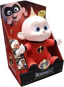 Os Incríveis 2 - Boneco interativo Zeze