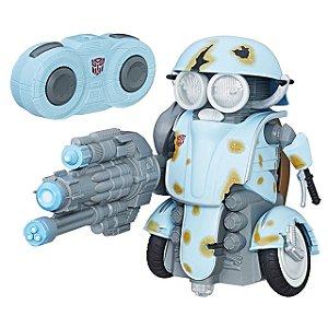 Transformers Autobot Sqweeks Com Controle Remoto - Hasbro