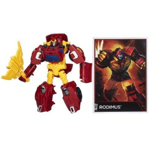 Boneco Transformers Generation Legends - Rodimus - Hasbro