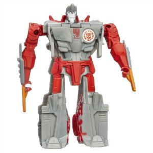 Boneco Transformers Robots In Disguise - Sideswipe - Hasbro