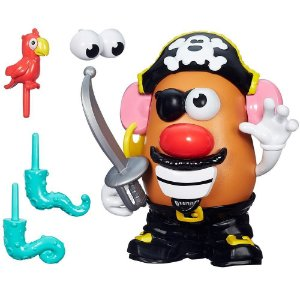 Mr Potato Head - Sr Batata Pirata