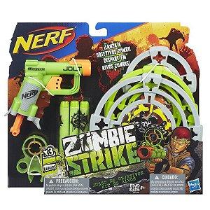 Nerf Zombie Strike  - Kit de Alvos Jolt