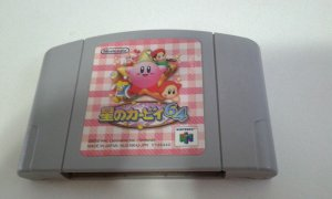 Game Para Nintendo 64 - Kirby 64 The Crystal Shards NTSC-J