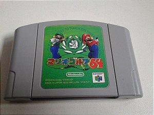 Game Para Nintendo 64 - Mario Golf NTSC-J