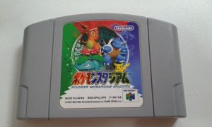 Game Para Nintendo 64 - Pokemon Stadium NTSC-J
