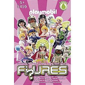 Playmobil 5459 - Figuras Surpresas Serie 6 Feminino Completo