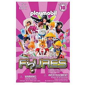 Playmobil 6841 - Figuras Surpresas Serie 10 Feminino Completo