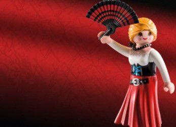 Playmobil 5599 - Figuras Surpresas Serie 9 Feminino #3