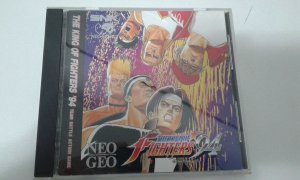 Game Para Neo Geo Cd - The King Of Fighters '94