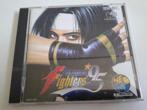 Game Para Neo Geo Cd - The King Of Fighters 95