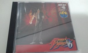 Game Para Neo Geo Cd - The King Of Fighters 96