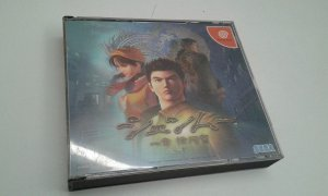 Game Para Sega Dreamcast - Shenmue 3 Cds NTSC-J