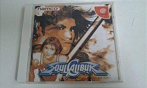 Game Para Sega Dreamcast - Soulcalibur NTSC-J