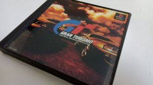 Game Para PS1 - Gran Turismo NTSC-J