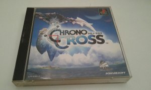 Game Para PS1 - Chrono Cross NTSC-J