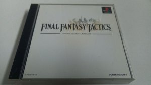Game Para PS1 - Final Fantasy Tactics NTSC-J