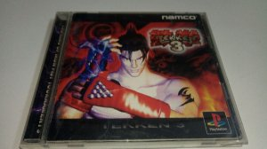 Game Para PS1 - Tekken 3 NTSC-J
