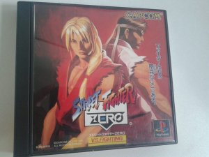 Game Para PS1 - Fighter Alpha: Warriors' Dreams NTSC-J