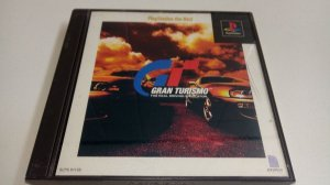 Game Para PS1 - Gran Turismo The Best NTSC-J