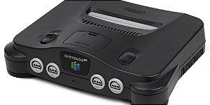Console Nintendo 64 NTSC-US