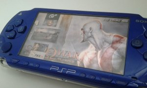 Console Sony Playstation Portátil Psp Com 3507 Jogos