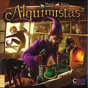 Jogo Alquimistas
