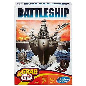 Jogo Battleship (Batalha Naval) Grab & Go