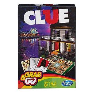 Jogo Clue (Detetive) Grab & Go