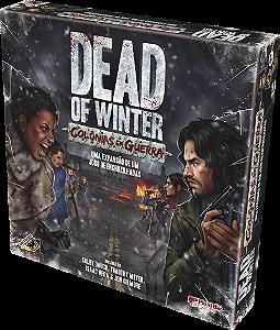 Jogo Dead of Winter - Expansão Colônias em Guerra