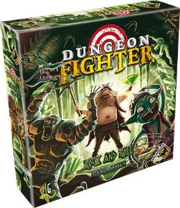 Jogo Dungeon Fighter Expansão Rock n' Roll