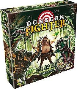 Jogo Dungeon Fighter Expansão Rock n' Roll