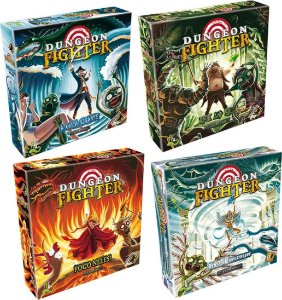 Dungeon Fighter Pack Completo Com As 4 Expansões
