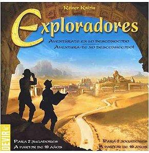 Jogo Exploradores (nova embalagem)