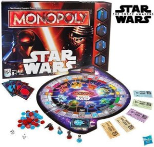 Jogo Monopoly - Star Wars